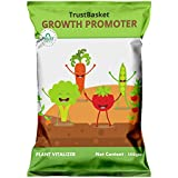 TrustBasket Plant Growth Promoter/Booster Organic Fertilizer, 500 G