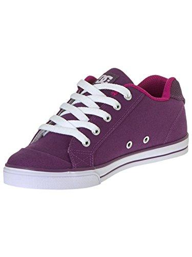 DC Shoes  Chelsea Tx, Sneakers Basses Fille Violet