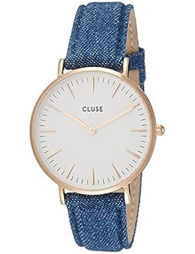 Cluse Unisex Erwachsene-Armbanduhr CL18025