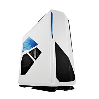 NZXT Phantom 820 Full Tower Chassis with RGB Color Changing Lights and Fan Control CA-PH820-W1, White (B009QZH22E) | Amazon price tracker / tracking, Amazon price history charts, Amazon price watches, Amazon price drop alerts