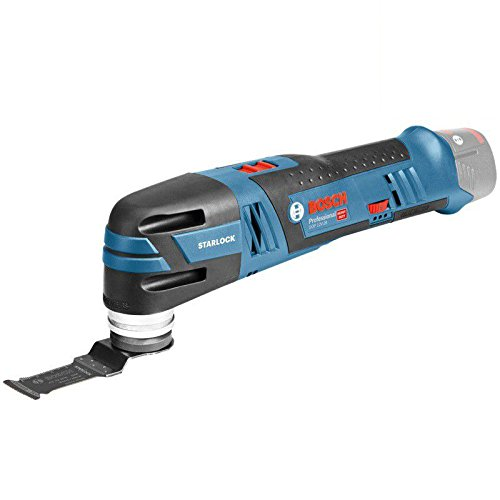 Bosch Professional 06018b5001GOP 28Brushless Starlock und AIZ 32APB Holz/Metall Cutter, 12V, Blau, 12 V - Metall-cutter