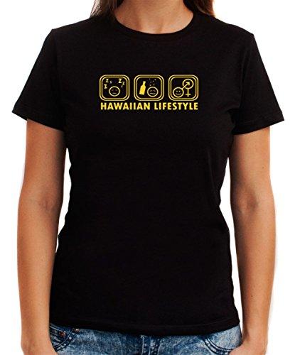 Camiseta-de-Mujer-Hawaii-LIFESTYLE