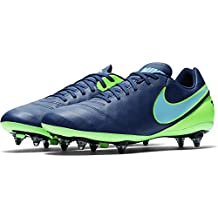 Nike  Tiempo Genio Ii Leather Sg, Chaussures de foot pour homme