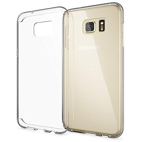Samsung Galaxy S7 Edge Coque Protection de NICA, Housse Silicone