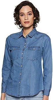 Styleville.in قميص عادي للنساء