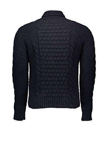 FRED PERRY 30372058 LUPETTO Homme Blu