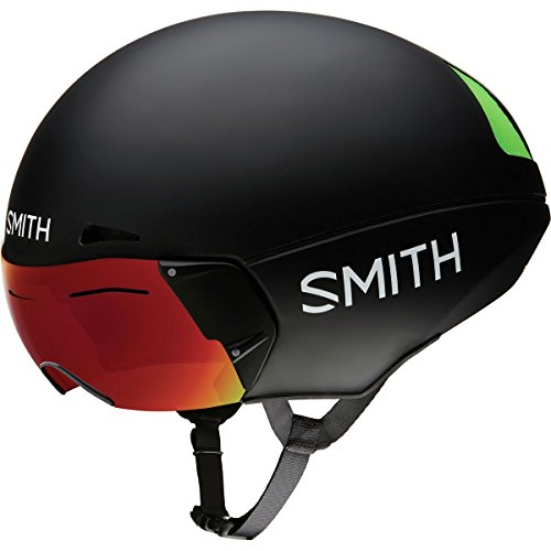 SMITH Podium TT MIPS, Matte Black, talla L