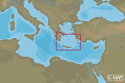 C-MAP - MAX-N LOCAL - South Aegean Sea - µSD/SD-Karte - C-map