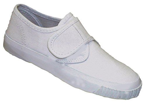 Mirak Donna Csg/99248 Scarpe da Ginnastica A Strappo Tessili Sneakers Bianco