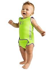 Cressi Infant Baby Warmer - Children's Thermal Neoprene Wetsuit - 6/12/18 Months