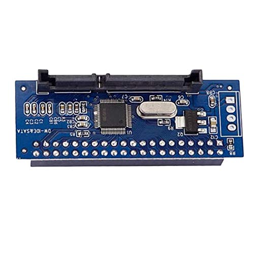 """ToneStyle-U 40pin 3,5"""" IDE HDD Laufwerk weiblich auf 22pin männlich SATA Adapter Konverter Karte ard Festplatte für Computer Case Festplatte"""
