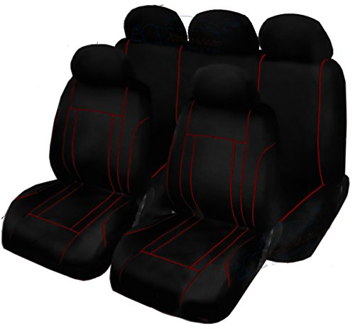 xtremeautor-black-with-red-piping-trim-universal-full-car-front-and-rear-seat-cover-protectors-set