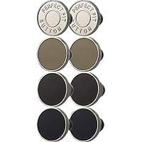 Preisvergleich für Perfect Fit Button Extend Your Pants Waistline, Set of 8 by Perfect Fit