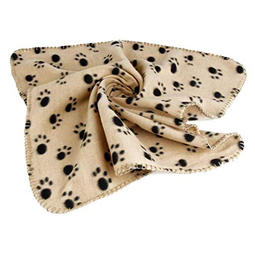 Mascota Manta 60x70cm Perro Gato Suave Calentar Estera