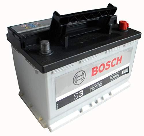BATTERIA AUTO BOSCH S3008 70AH DX Cartomatica Confezione da 1PZ