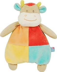 Sucre D'Orge - ToysAndGames - Mixte - doumou®, vache souple - Taille UNIQUE - Couleur abricot