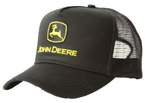 d0b868f0e9a John deere 0884457571845 Mens Camo Mesh Back Logo Core ...