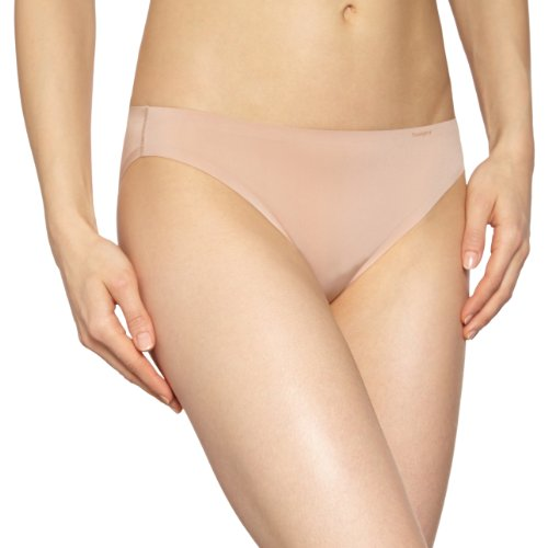 Triumph Damen Slip, Just Body Make-Up Tai , Gr. 36 (S), Hautfarben (SMOOTH SKIN (5G)) (Unterwäsche Triumph)