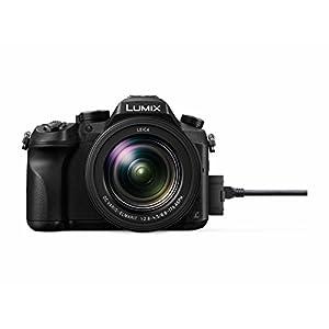 Panasonic-DMC-FZ2000EG-Lumix-Superzoom-Digitalkamera-201-MP-20-fach-opt-Zoom-1-MOS-Sensor-4K-30p-Video-422-10-Bit-75-cm-3-Zoll-LCD-Display-optische-Bildstabilisierung-WiFi-schwarz