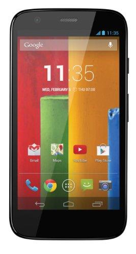 Foto Motorola Moto G (16GB, nero)