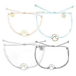 Pulseira feminina Marque de modeboho playa joyas pulseras para mujeres BTS regalo ola Charme pulsera mujer