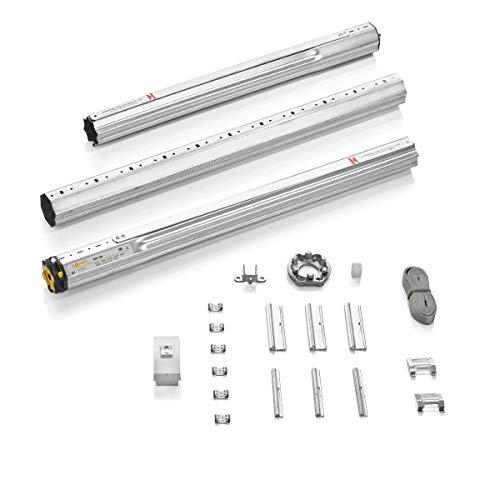 Somfy 2400670 - MS 100 | Kit de Motorisation Filaire pour Volet Roulant Traditionnel | 10 Nm