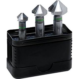 Alpen 229200003100 Counter Sink Set, Grey
