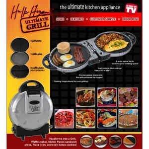 Hulk Hogan Grill das Original aus der TV-Werbung