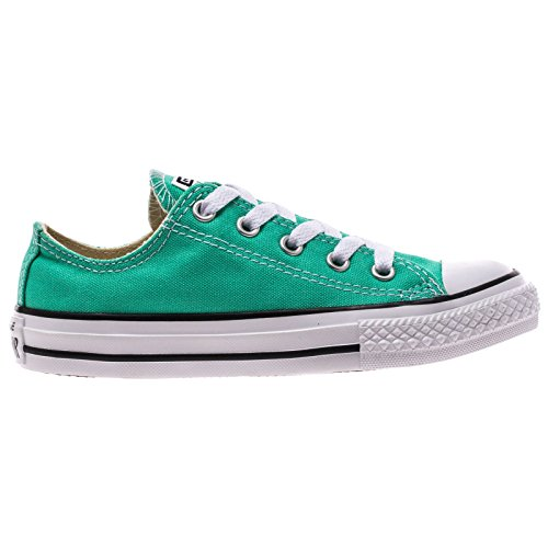 Converse Youth Chuck Taylor All Star Ox Canvas Trainers Mint
