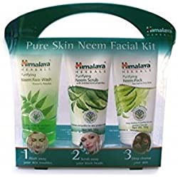 Himalaya Pure Skin Neem Facial Kit