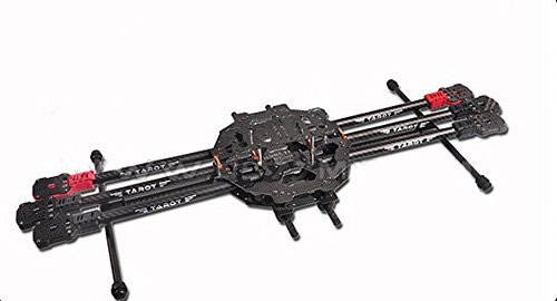 Tarot FY690S Full 6 Axle 3K Carbon Fiber Aircraft Frame Folding Hexacopter 680mm DIY RC Drone TL68C01