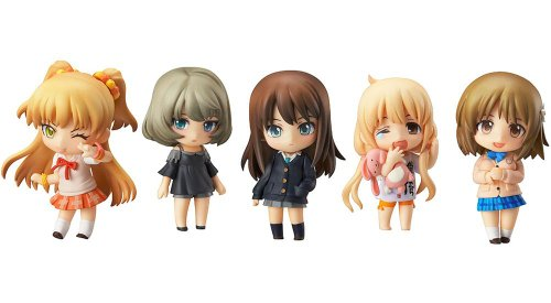Good Smile Company - The Idolmaster 2 assortiment...