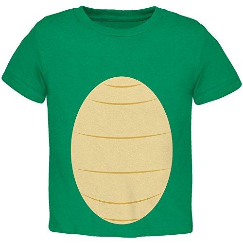 Halloween Alligator Kostüm Kleinkind T Shirt Kelly Green 3 t (Alligator Kleinkind Kostüm)
