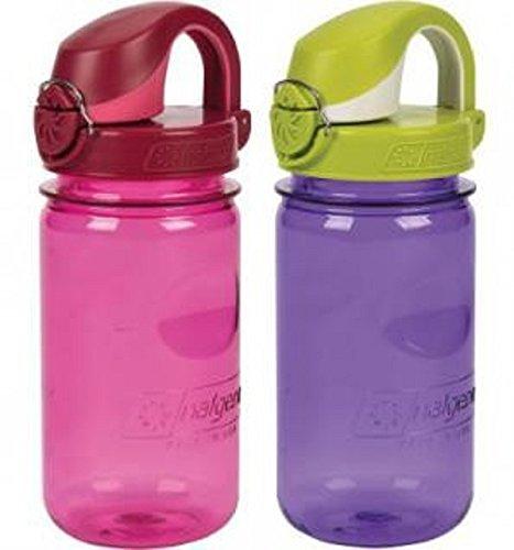 Nalgene Fly Kinder Flasche Set von 2Pink/Lila