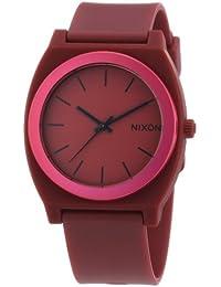 Nixon Herren-Armbanduhr Time Teller P Analog Quarz Plastik A1191298-00