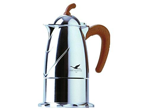 Mori Espresso eléctrica Ovella 3tazas aluminio