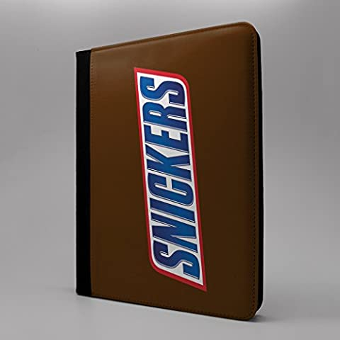 Sweet Chocolat Wrapper Flip Tablette Flip Coque pour Apple iPad Pro 24,6 cm – Snickers – S-t777