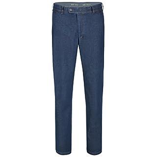 aubi: Herren Jeans Hose Stretch Modell 529 Stone Größe 61
