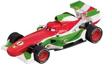 Carrera 20061194 Carrera GO! Disney/Pixar Cars 2 - Coche diseño Francesco Bernoulli [Importado de Alemania] por Carrera