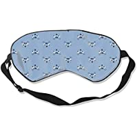 Natural Silk Eyes Mask Sleep Blue Baby Tiger Blindfold Eyeshade with Adjustable for Travel,Nap,Meditation,Sleeping... preisvergleich bei billige-tabletten.eu