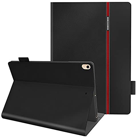 iPad Pro 10,5 Hülle, AUAUA iPad Pro 10,5 Case Smart Cover Leder Tasche Schutzhülle für Apple iPad Pro 10,5 (2017) Zoll Apple Tablet