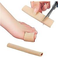 jiahao Hot 15cm Stoff Gel Tube Bandage Finger Zeh Fuß, Schmerzlinderung Displayschutzfolie Fuß preisvergleich bei billige-tabletten.eu
