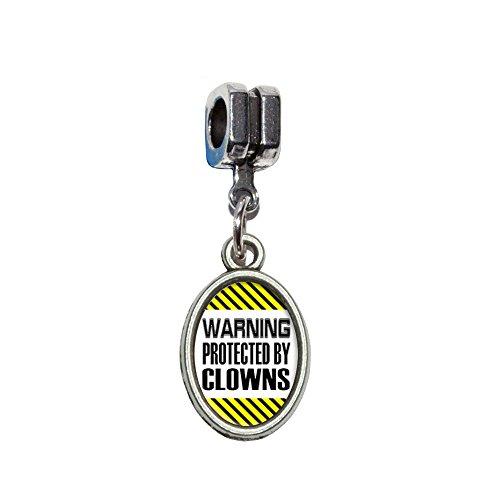 ACHTUNG geschützt von Clowns Italienische europäischen Euro-Stil Armband -