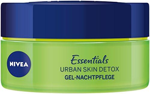 Nivea 8778556Noche Cuidado  Urban Skin Detox  3Pack (3x 50ml)