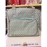 Hobby regalo mr4660\ 269máquina de coser bolsa azul Chevron