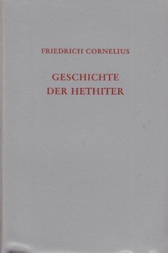 Geschichte der Hethiter