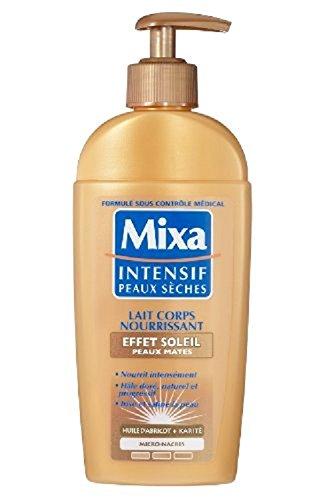 Mixa, latte idratante abbronzante (effetto naturale), 250 ml