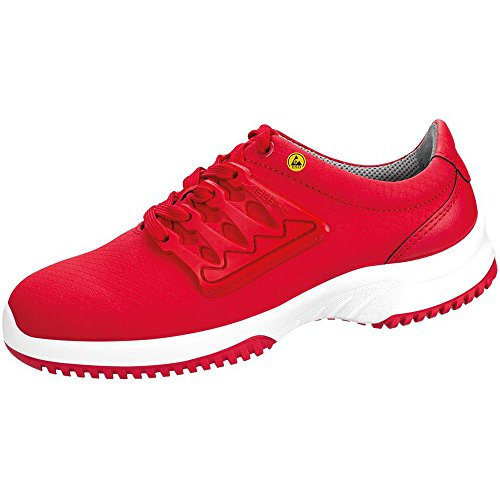 "Abeba 36760esd-occupational ""Uni6basso scarpe Red"