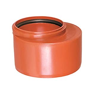 KG Pipe Reducer Reducing Sleeve, 160/100, Short Design