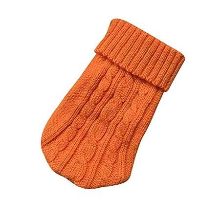 Smniao Katzen Pullover Sweater Katze Kleidung Winter Sweatshirt Haustier Bekleidung für Kleine Hund Welpen Kostüm Hund…